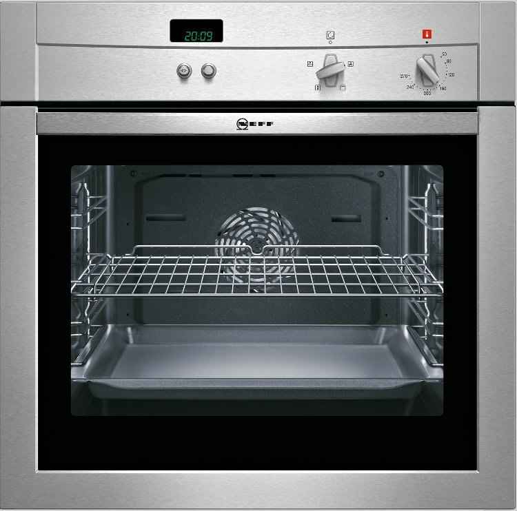Buy neff b14m42n0gb single built in electric oven stainless steel marks electrical - Neff electric ...