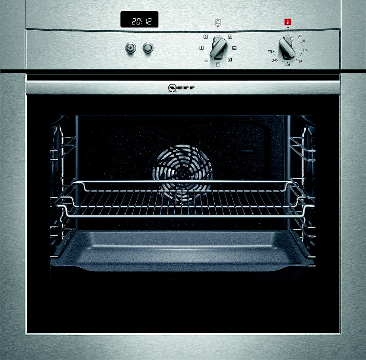 Buy neff b14m42n3gb single built in electric oven stainless steel marks electrical - Neff electric ...