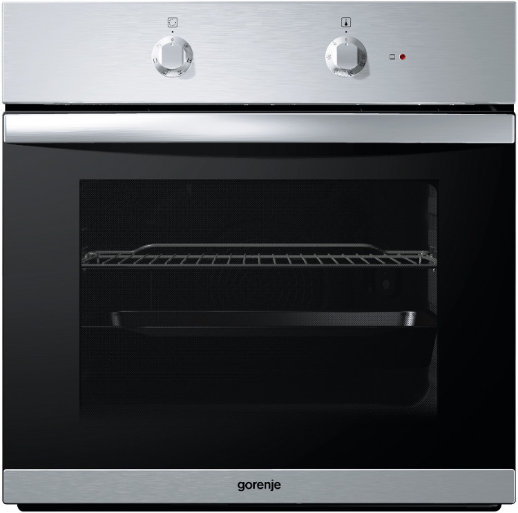 how to turn on gorenje oven