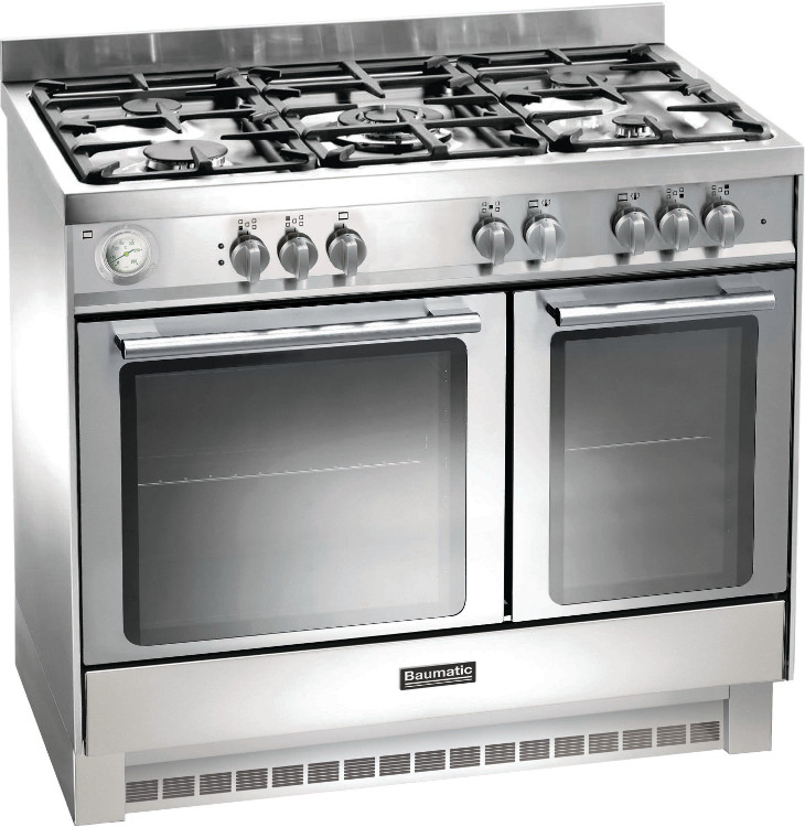90Cm gas range cookers