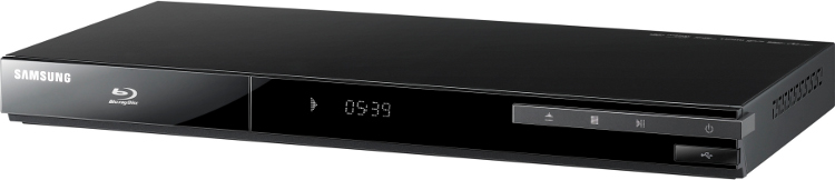 Samsung BDD5300 Smart & Fast Blu-ray Player