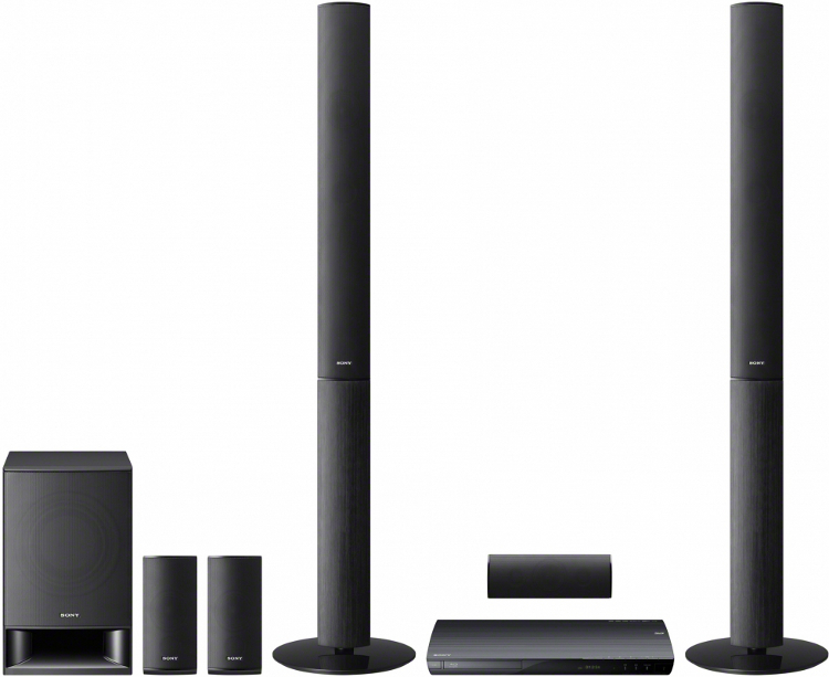 buy sony bdve490 3d blu ray home cinema system marks electrical. Black Bedroom Furniture Sets. Home Design Ideas