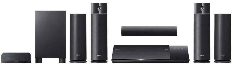 Sony BDVN790W 3D Blu-ray Home Cinema System