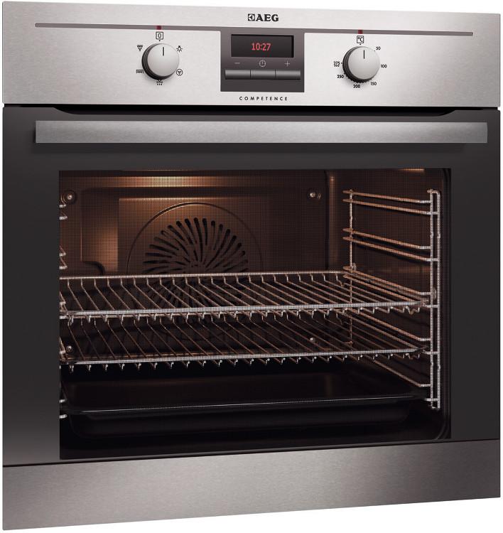 buy aeg be2003021m single built in electric oven antifingerprint stainless steel marks. Black Bedroom Furniture Sets. Home Design Ideas