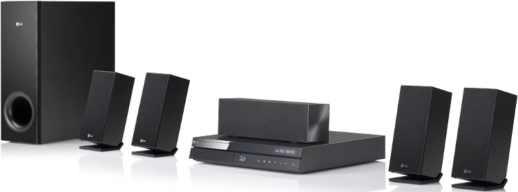 LG BH6220S 3D Blu-ray Home Cinema System