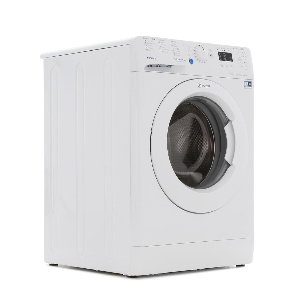 Indesit BWA81283XWUK Washing Machine