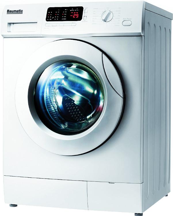 Baumatic BWM1216W Washing Machine