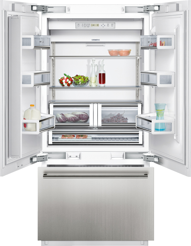 Integrated american fridge