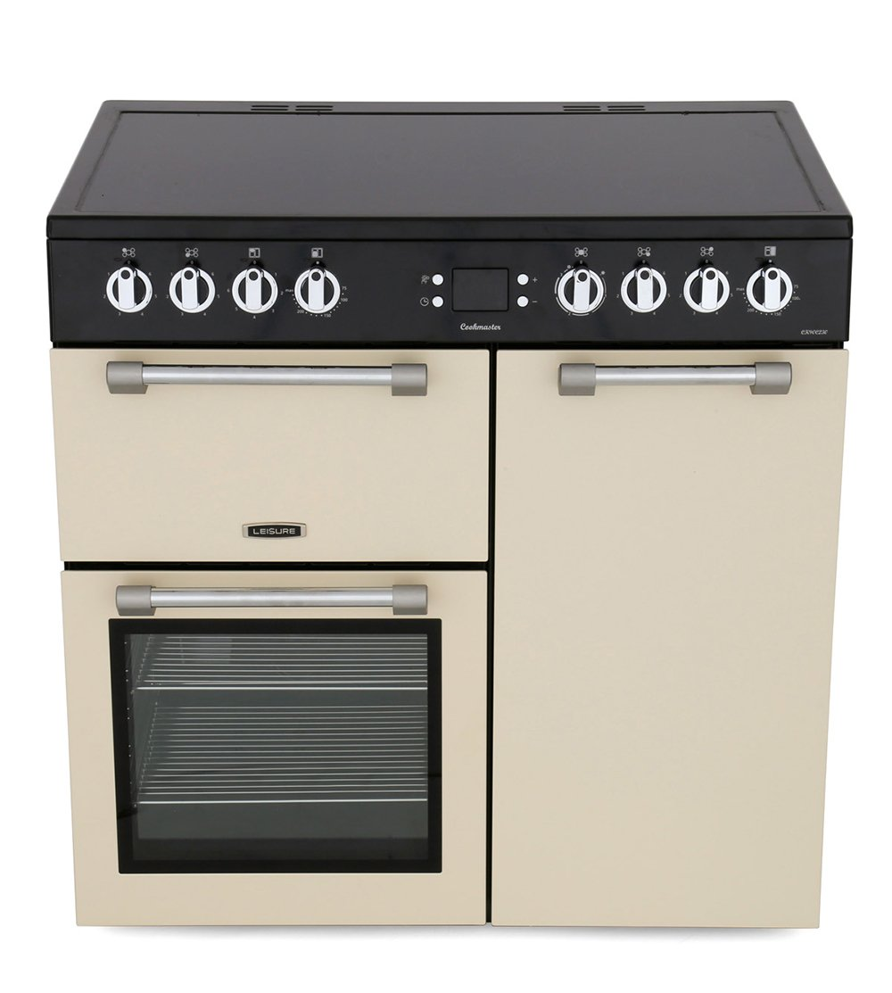 Leisure Cookmaster Ck90c230c 90cm Electric Ceramic Range