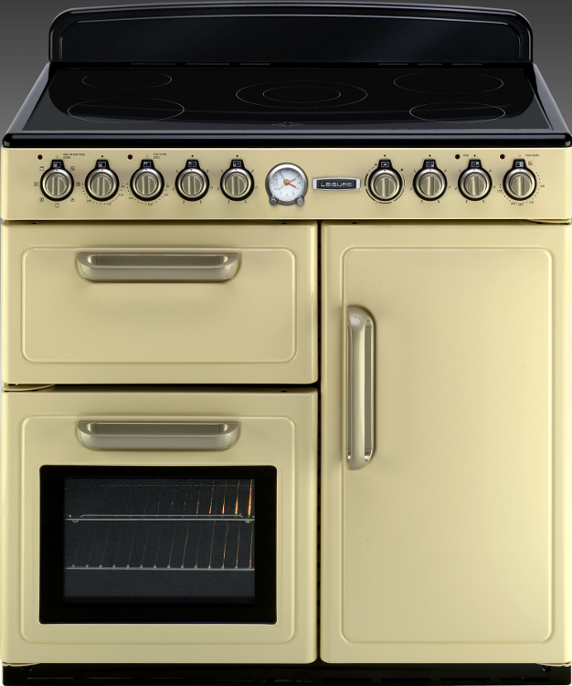 Leisure Traditional Cmte95c 90cm Electric Ceramic Range