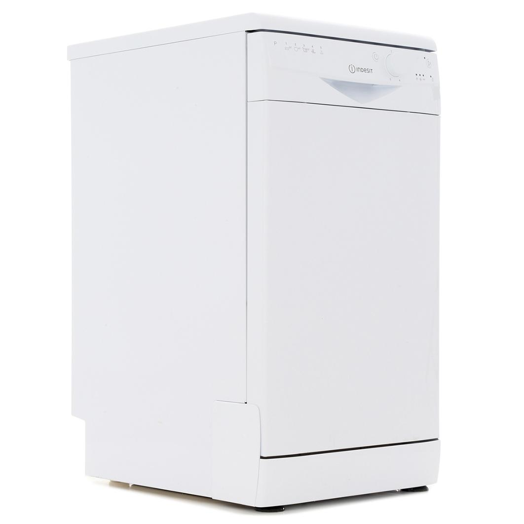 Indesit DSR15B1 Slimline Dishwasher