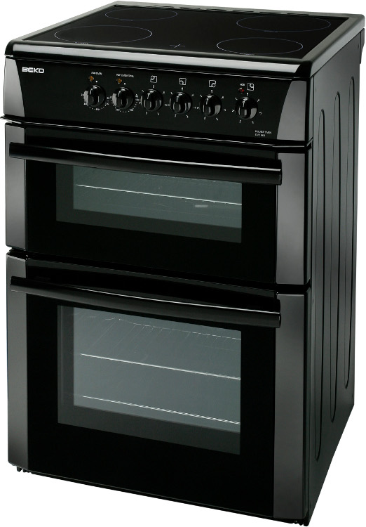 Electric double cooker