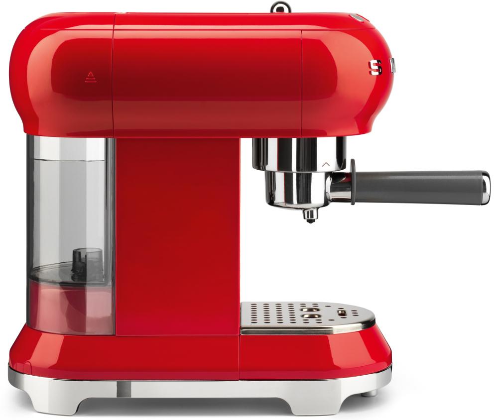 smeg coffee machine