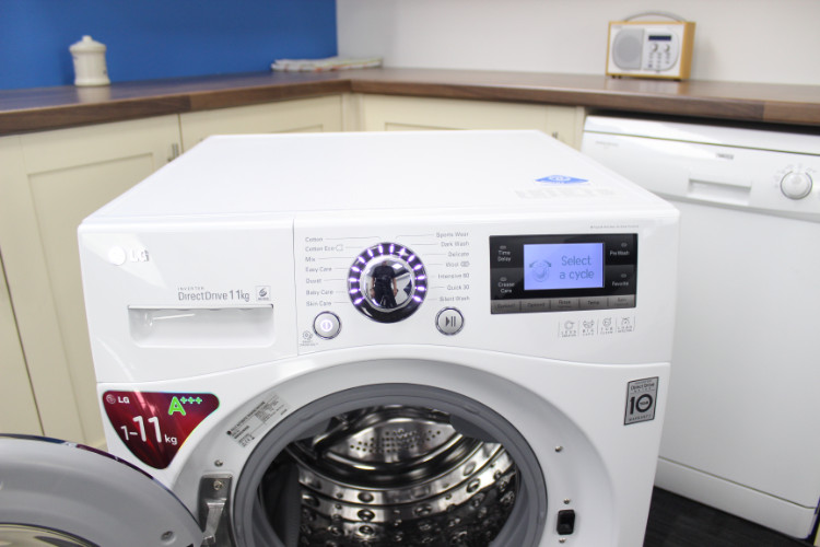 how to clean lg truesteam washer
