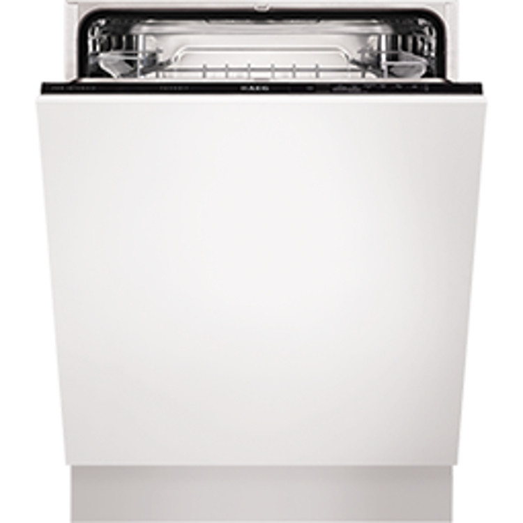 AEG F34300VI0 Built In Fully Integrated Dishwasher