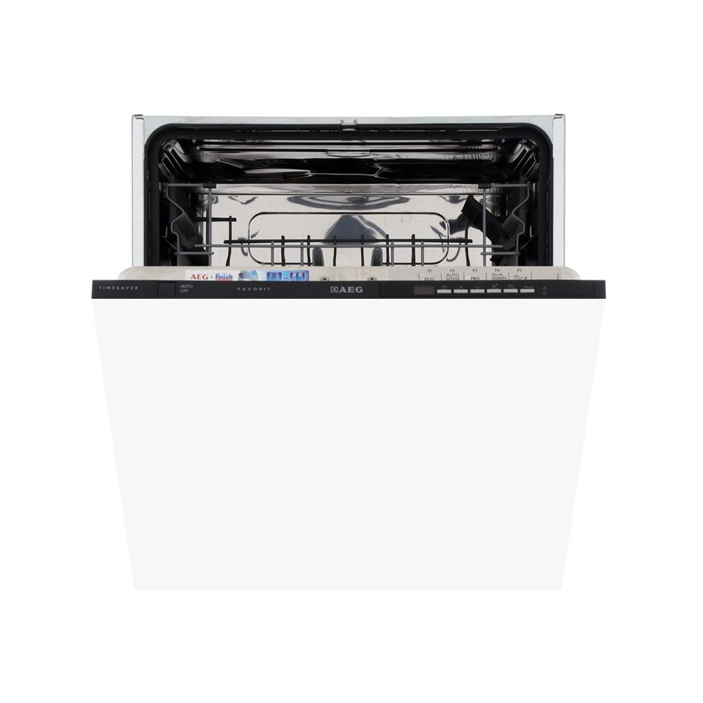 AEG F55329VI0 Built In Fully Integrated Dishwasher