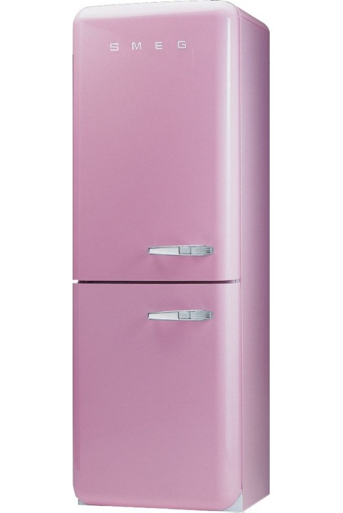 Buy Smeg Fab32yro Fridge Freezer Pink Marks Electrical