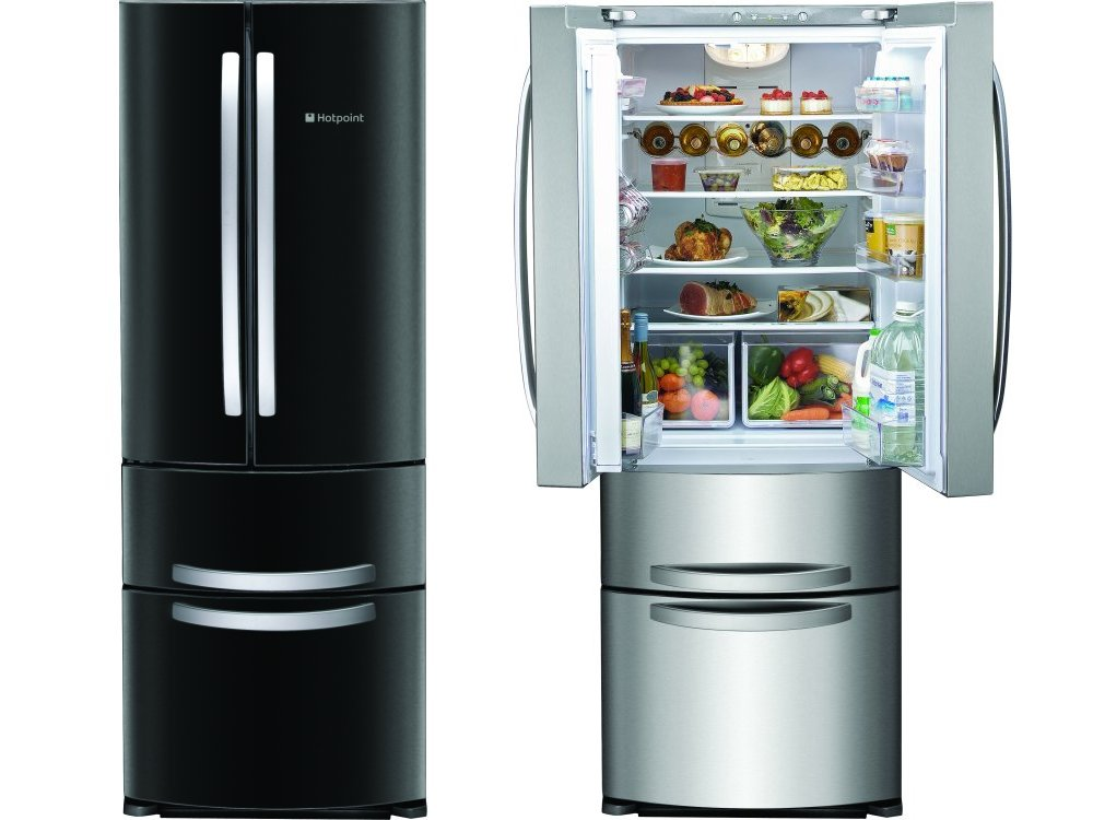 Quadrio ff4d fridge freezer