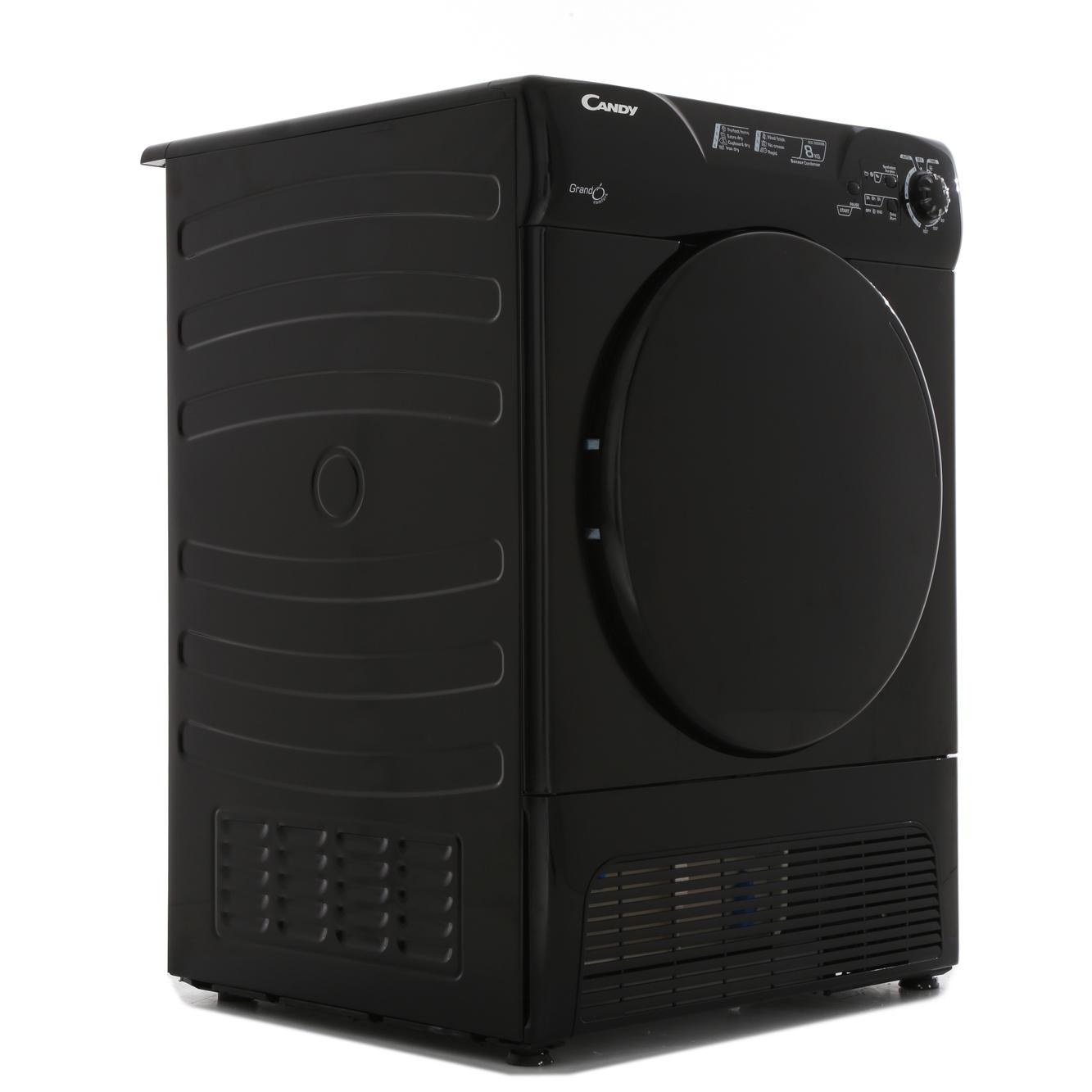 Candy GCC580NBB Condenser Dryer