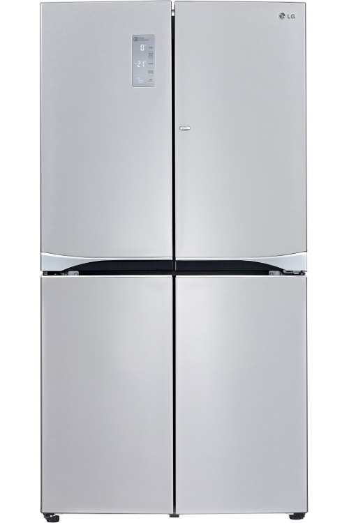 Non plumbed american fridge freezer