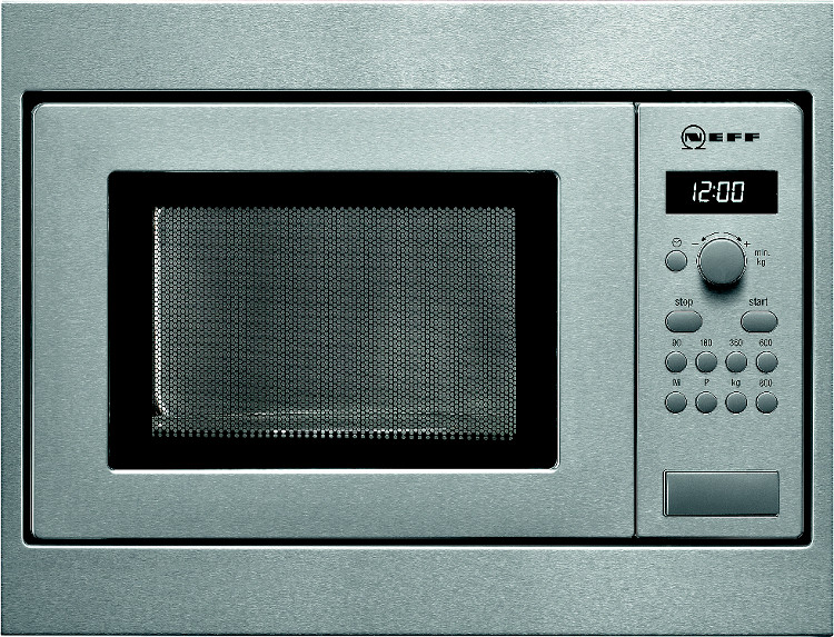 Neff No Packaging H53W50N3GB Built In Microwave