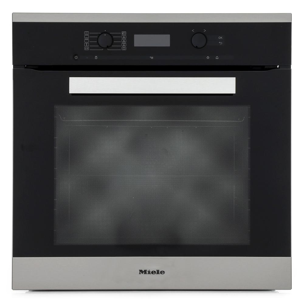 buy miele pureline h6260b cleansteel single built in electric oven h6260bclst marks electrical. Black Bedroom Furniture Sets. Home Design Ideas