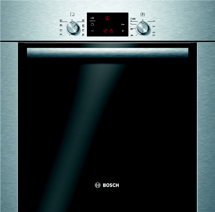 Bosch Avantixx HBA63B251B Single Built In Electric Oven Pyrolytic