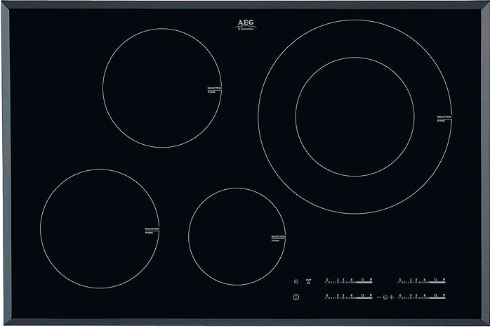 aeg hk854220fb induction hob frameless buy online today 365 electrical. Black Bedroom Furniture Sets. Home Design Ideas