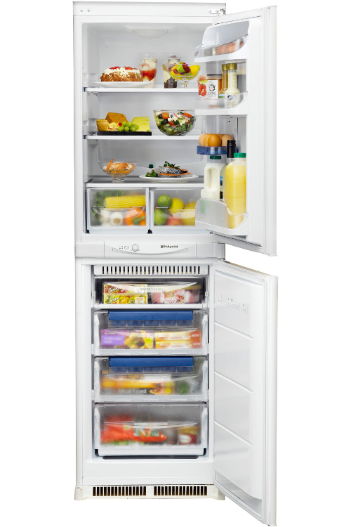 Hotpoint HM325NI Fridge Freezer:.uk: Large Appliances