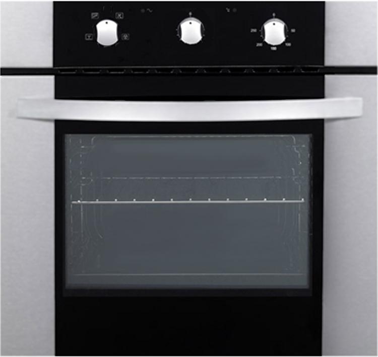 Iberna HOF600SS Single Built In Electric Oven