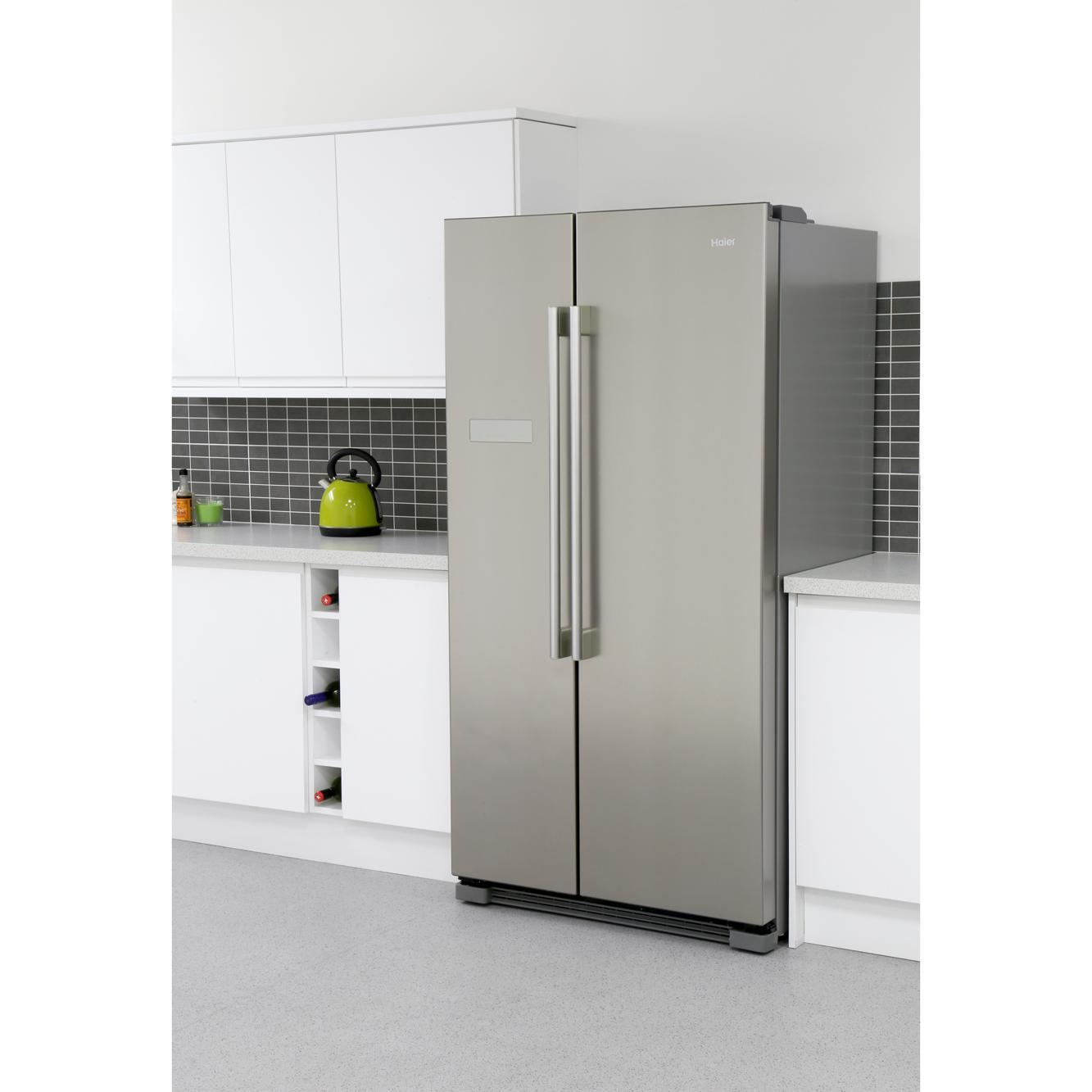 buy haier hrf 628df6 american refrigeration stainless. Black Bedroom Furniture Sets. Home Design Ideas