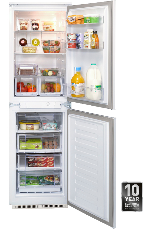 Hotpoint integrated fridge hinges