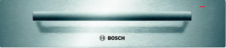 Bosch HSC140652B Warming Drawer