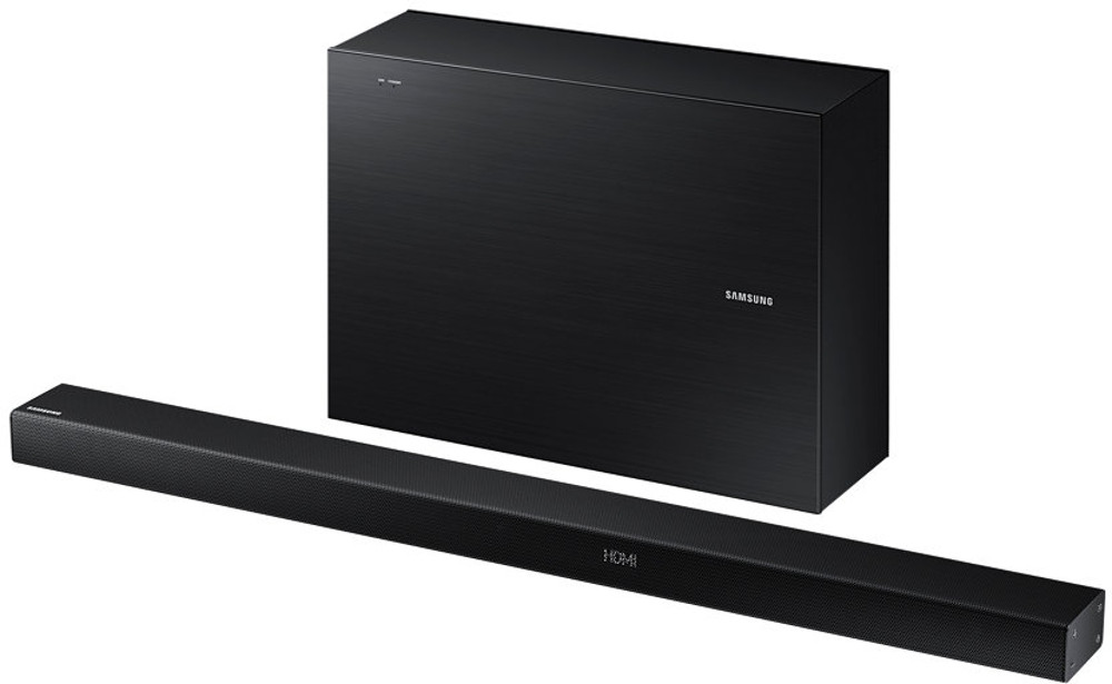 Buy samsung hw k550 wireless soundbar with centre speaker for Samsung sound bar