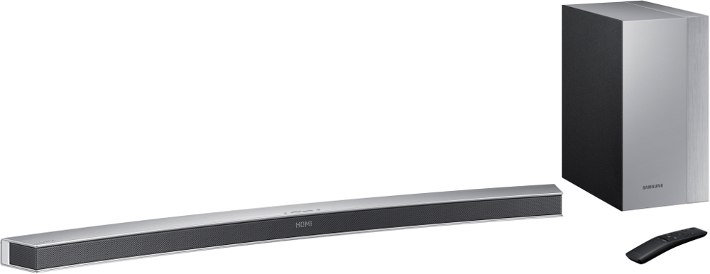 Samsung Curved HWM4501 2.1ch Sound Bar with Wireless Subwoofer