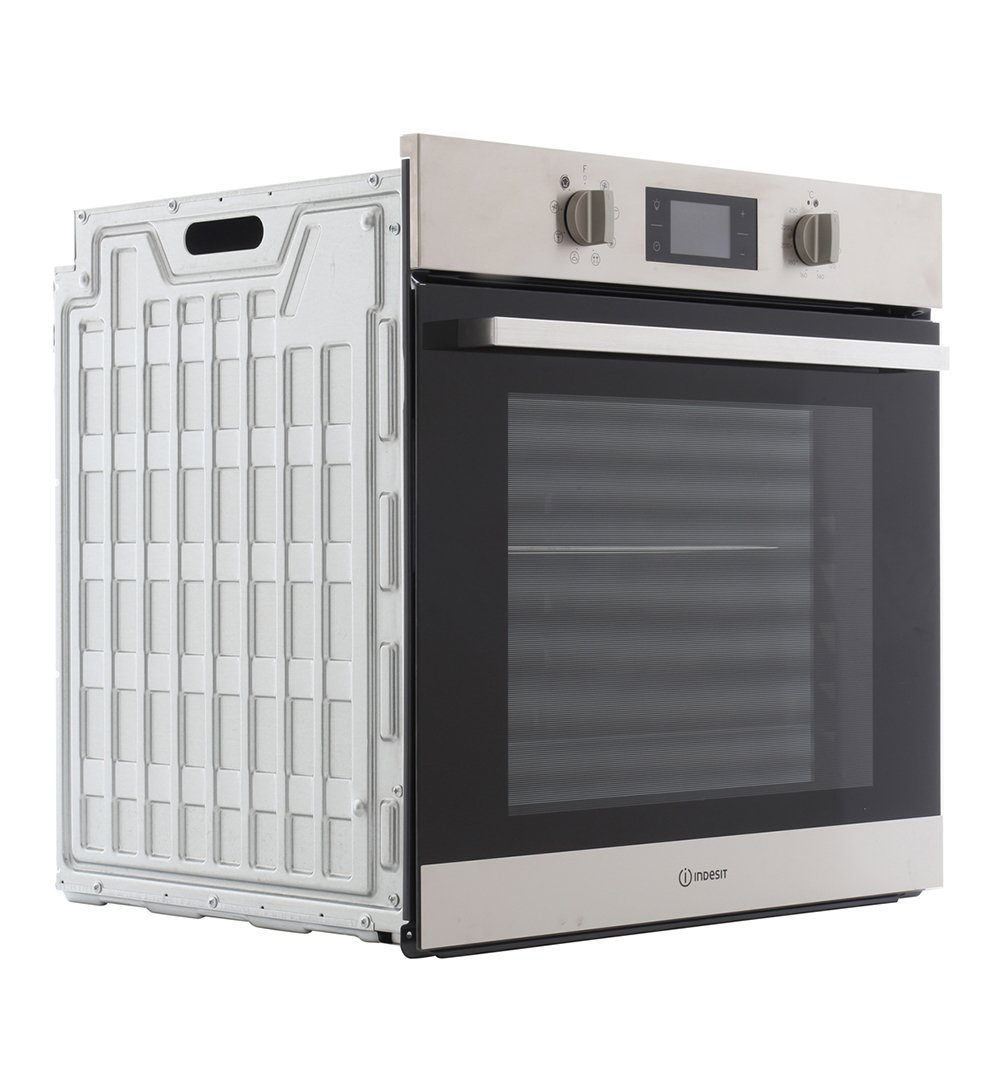 Indesit IFW6340IXUK Single Built In Electric Oven