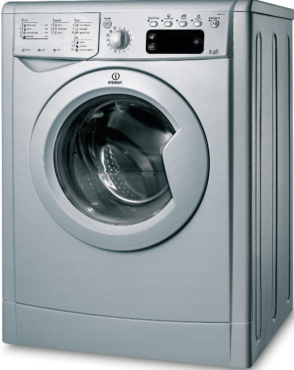Indesit IWDE7125S Washer Dryer