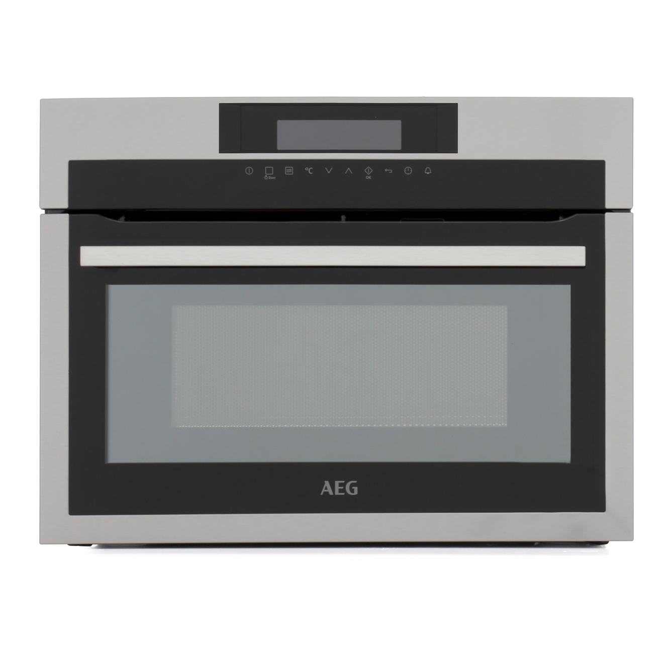 AEG KME721000M Built In Microwave with Grill