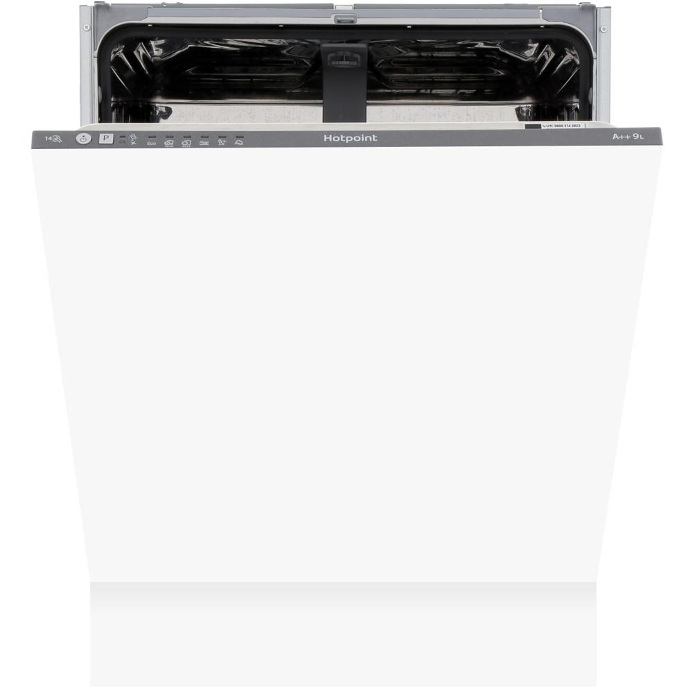 Hotpoint LTB6M126 Built In Fully Integrated Dishwasher