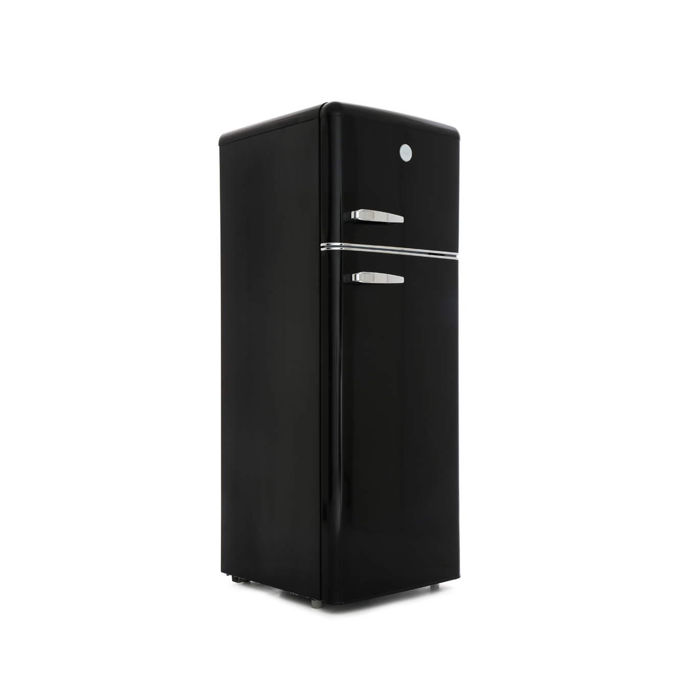 ME MEFFR213BL 50's Retro Style Fridge Freezer