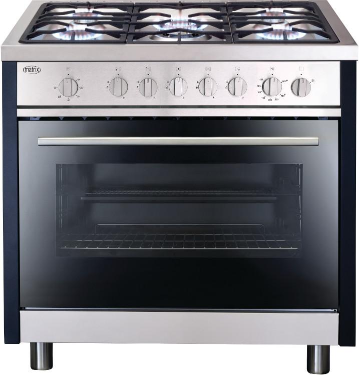 Matrix MR311SS 90cm Gas Range Cooker