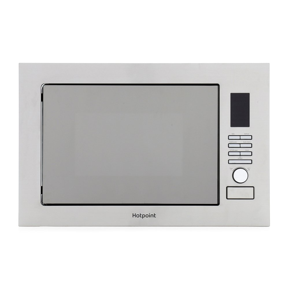 Hotpoint MWH2221X Built In Microwave with Grill