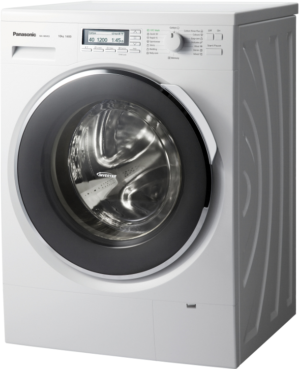 Panasonic NA140VX3WGB Washing Machine