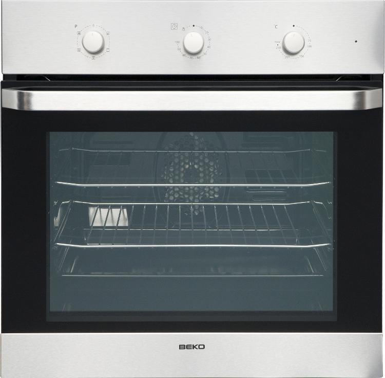 Buy Beko Oif22100x Single Built In Electric Oven