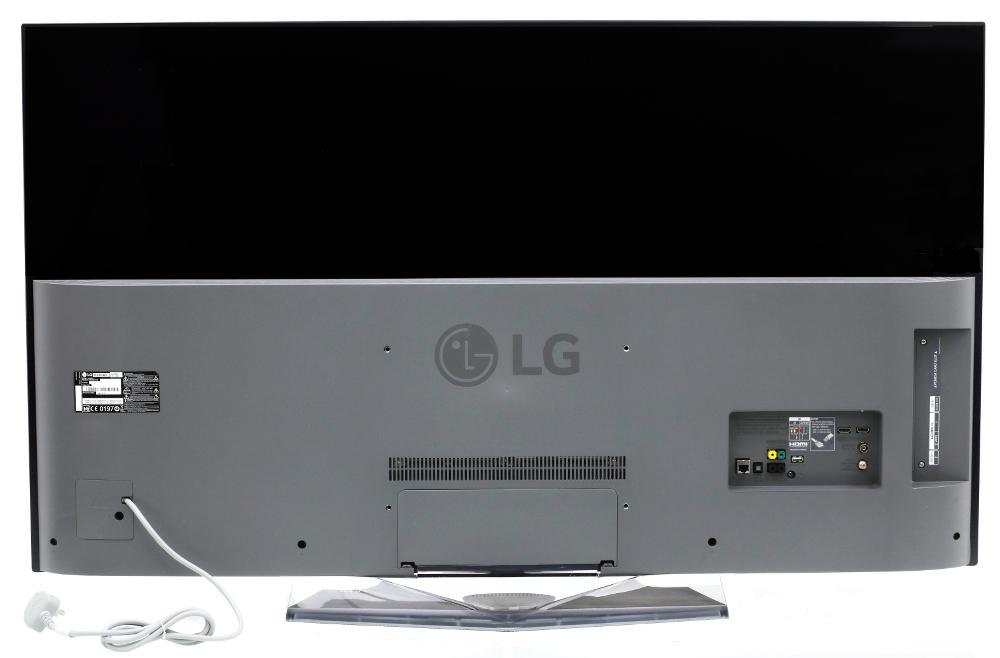 Lg Oled55b6v 55 Quot 4k Ultra Hd Oled Television Black Buy