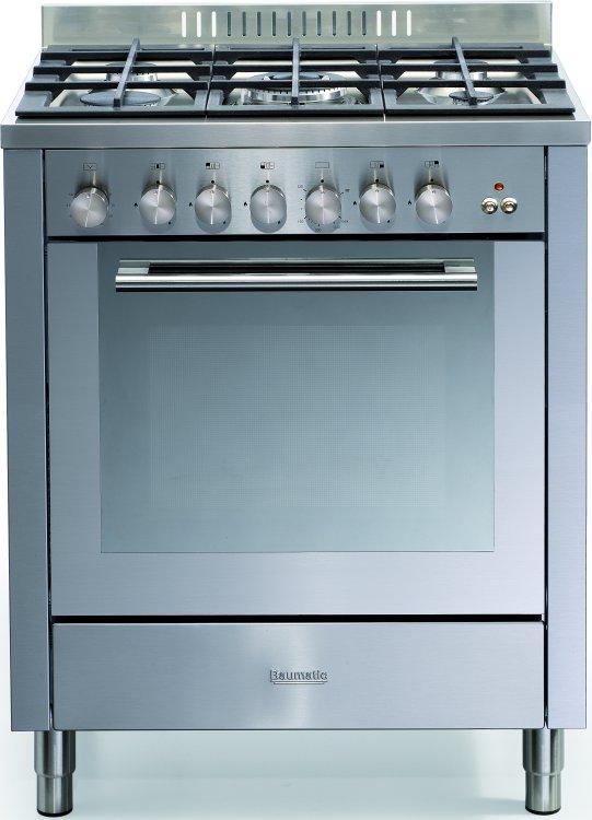 70Cm gas range cooker