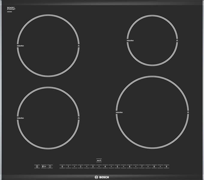 Bosch Logixx PIE675N14E Induction Hob