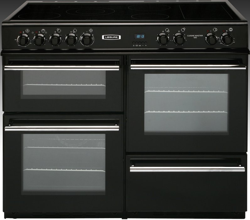 Leisure range cookers electric