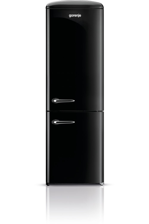 Gorenje Retro Chic RK60359OBK Fridge Freezer