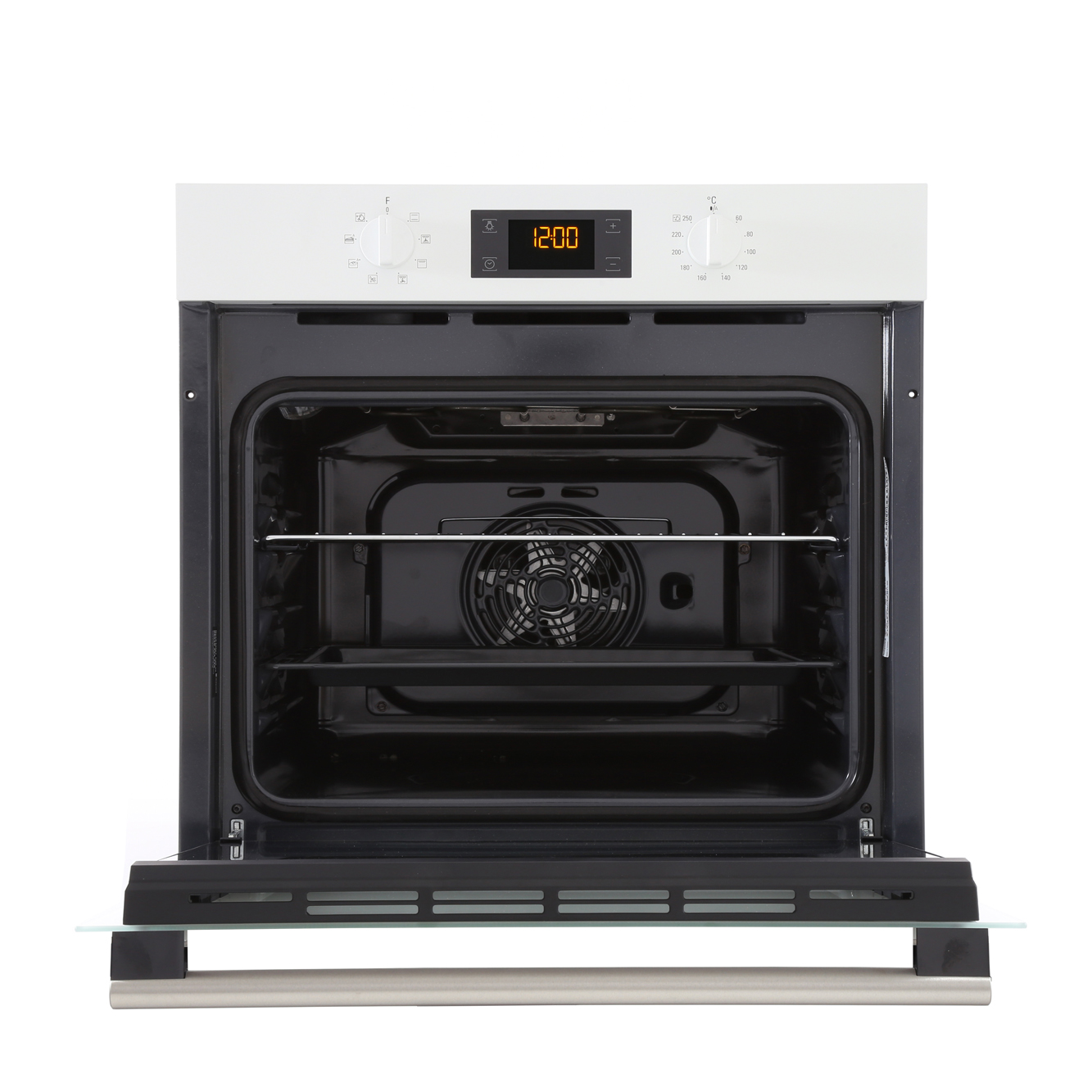 Hotpoint SA2540HWH Single Built In Electric Oven - White - Buy ...